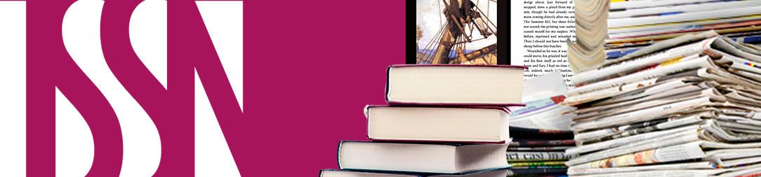 ISSN revistas e livros
